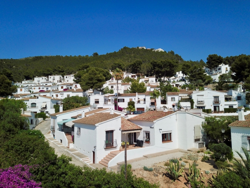 Townhouse / Terraced House For Sale in Benitachell, Alicante (Costa Blanca)