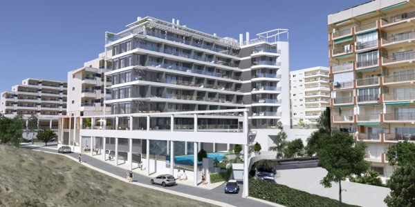 Appartement in Calpe Town Centre