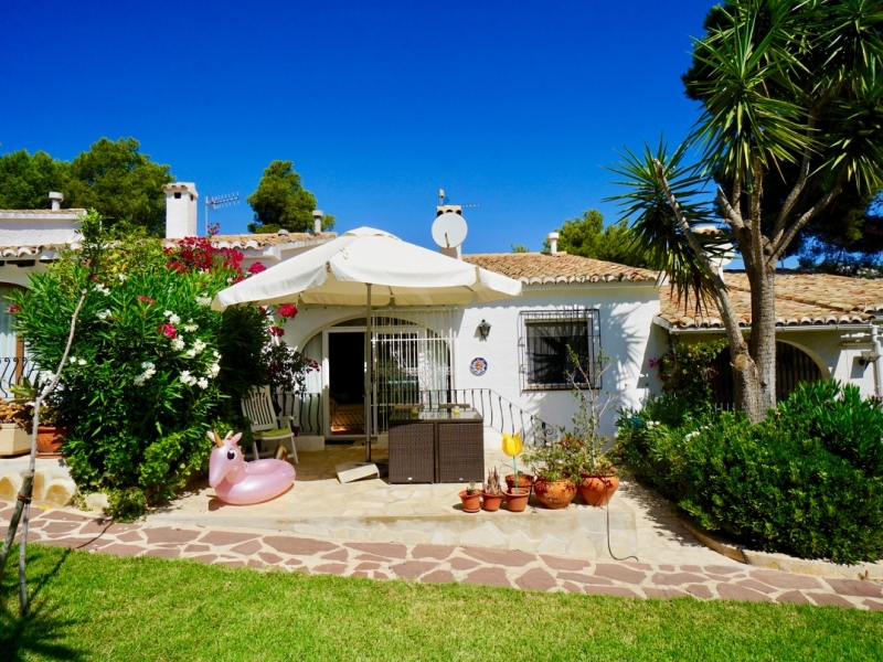 Townhouse / Terraced House A Vendre Moraira, Alicante (Costa Blanca)