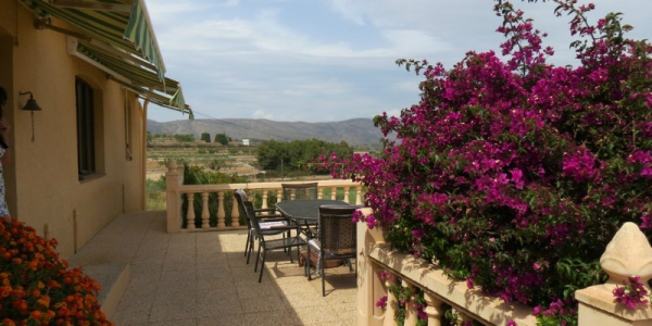 Semi-detached Finca in Benissa