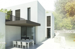 New build villas For Sale in El Portet, Alicante