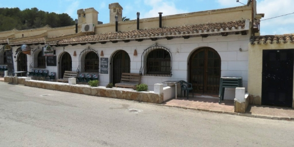 Commercial Premises in Moraira