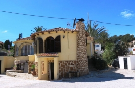 Villa for sale in Buenavista, Benissa