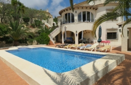 Villas for sale in Benitachell