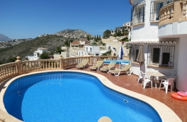 Villas for sale in El Portet, Moraira