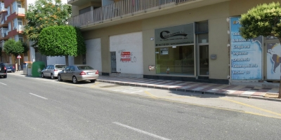 Commercial Premises in Teulada