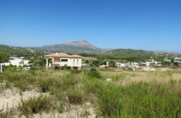 Land for building For Sale in Javea, Alicante