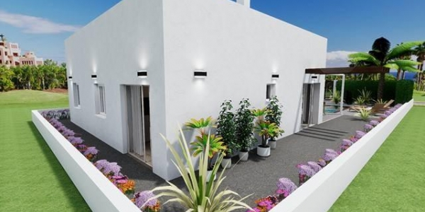 New build Villa in Los Alcazares