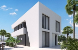 New build Villa For Sale in La Marina, Alicante (Costa Blanca South)