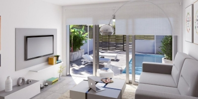 New build villas in Torre de la Horadada