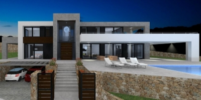 New build villas in Pla del Mar