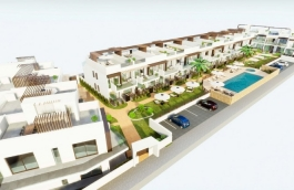 New Build Apartment For Sale in Dolores, Alicante (Costa Blanca South)