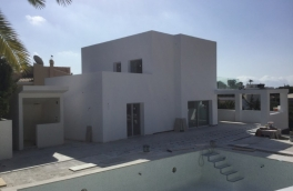 New build villas For Sale in Calpe, Alicante