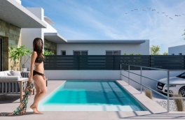 New build villas For Sale in Daya Vieja, Alicante (Costa Blanca South)