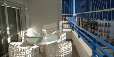 Penthouse in Moraira Centre