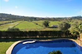 Finca For Sale in Teulada, Alicante