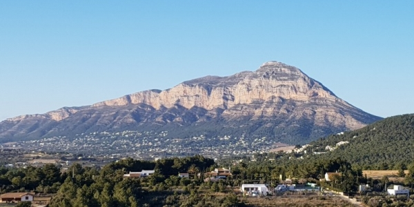 Land for building in Javea