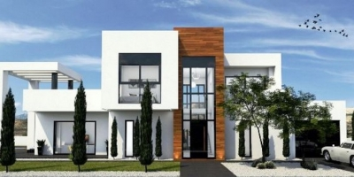 New build villas in Busot