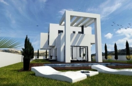 New build Villa For Sale in Busot, Alicante