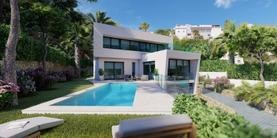 New build Villa in Benimeit