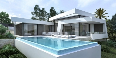 New build Villa in Benitachell