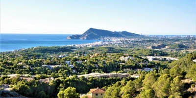New build Villa in Altea