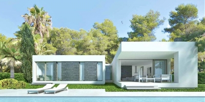 New build Villa in La Sella