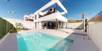 New build Villa in Finestrat