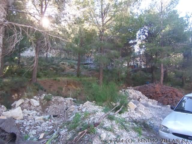 Land for building For Sale in Altea, Alicante (Costa Blanca)