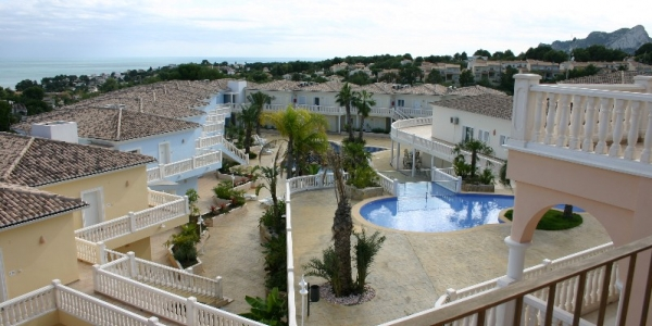 Apartment in La Fustera