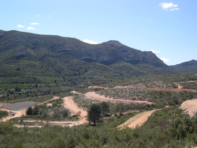 Land for building For Sale in Pedreguer, Alicante (Costa Blanca)
